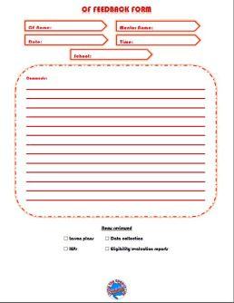 feedback form pic